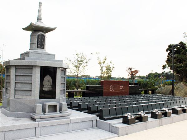 大町霊園 永代供養墓