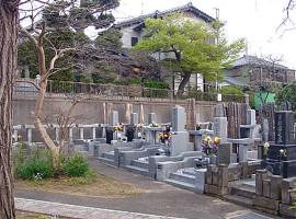 安立寺墓苑