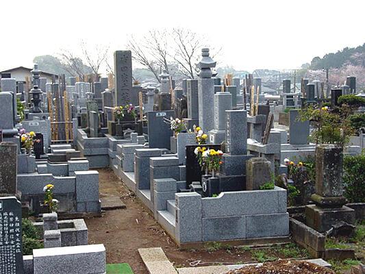 本行寺墓苑