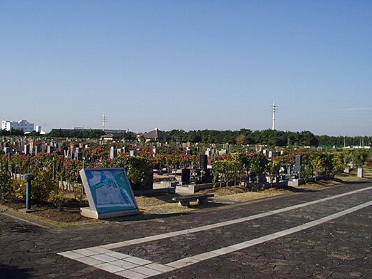習志野市 海浜霊園