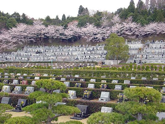 成田市営 いずみ聖地公園