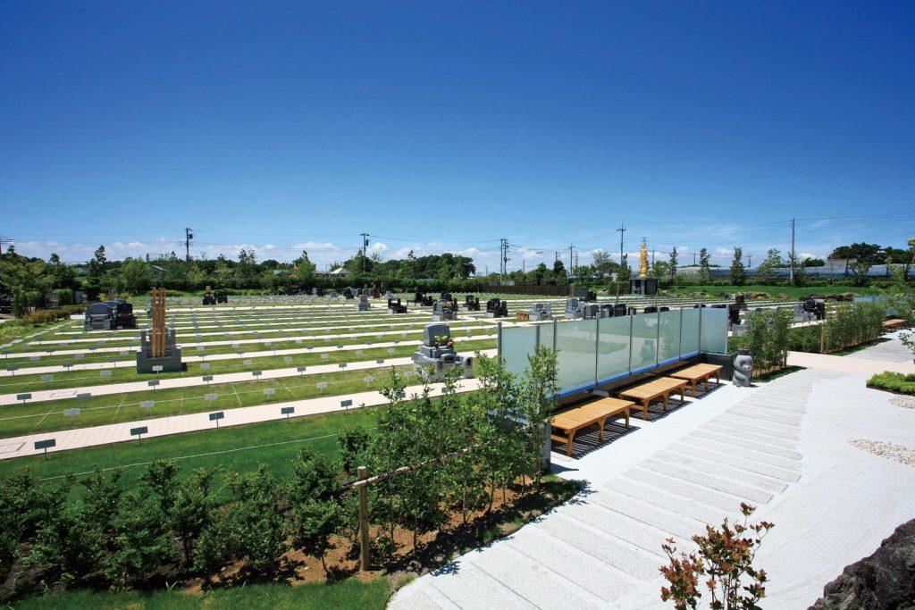 市川の杜霊園