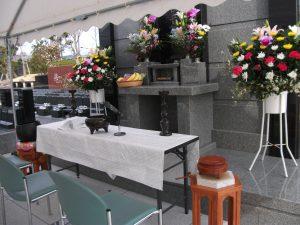 春彼岸合同慰霊祭を開催致しました。